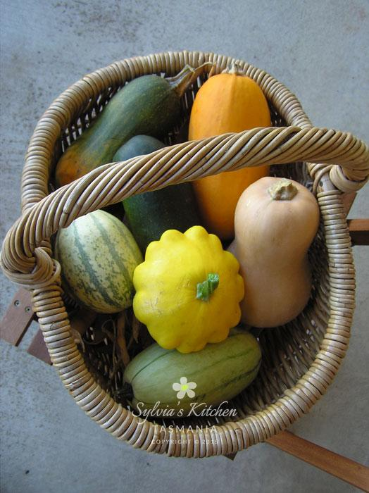 Autumn Food Basket