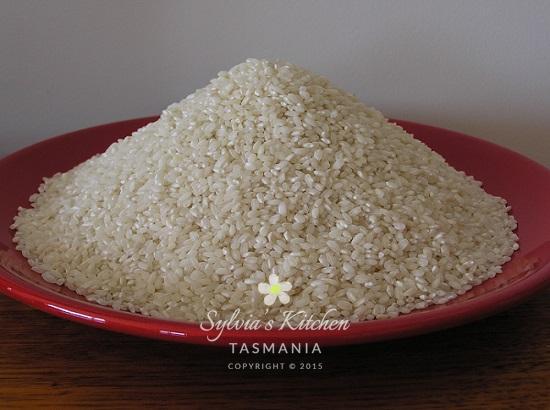 Paella Rice for Sylvia's Paella