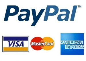 Credit Card Payments through PayPal