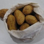 Take a bag of potatoes