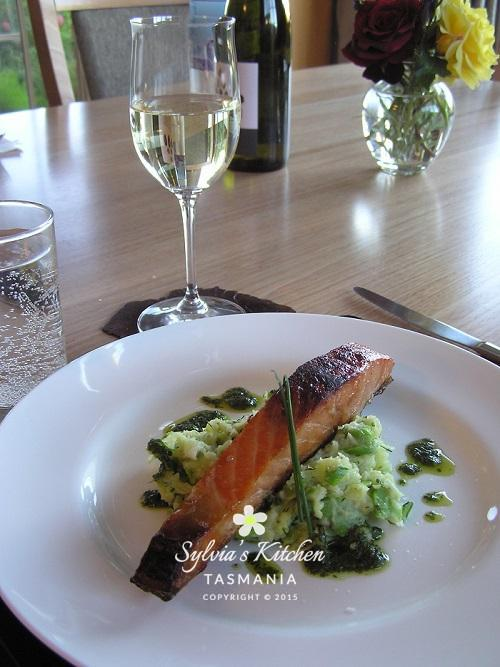 Done! Easy Hot Smoked Salmon Dish