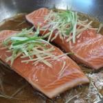 Light Chinese Fish Dish