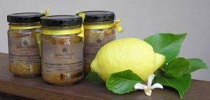 Sylvia's Kitchen Moroccan-style Preserved Lemons