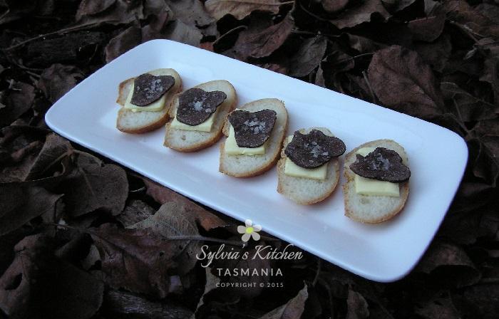 Sylvia's Tamar Valley Truffle Taster