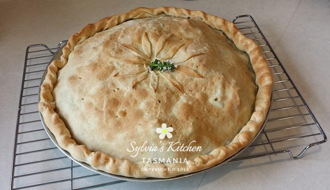 Sylvia's Torta di Verdure