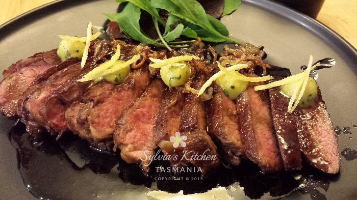 Sylvia's Japanese Teriyaki Beef Steak